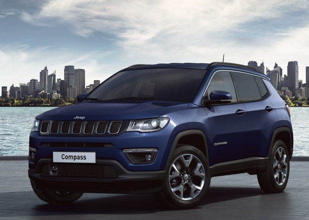 201901 Jeep Compass Limited Jazz Blue
