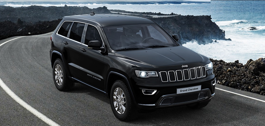 201901 Jeep Grand Cherokee Laredo