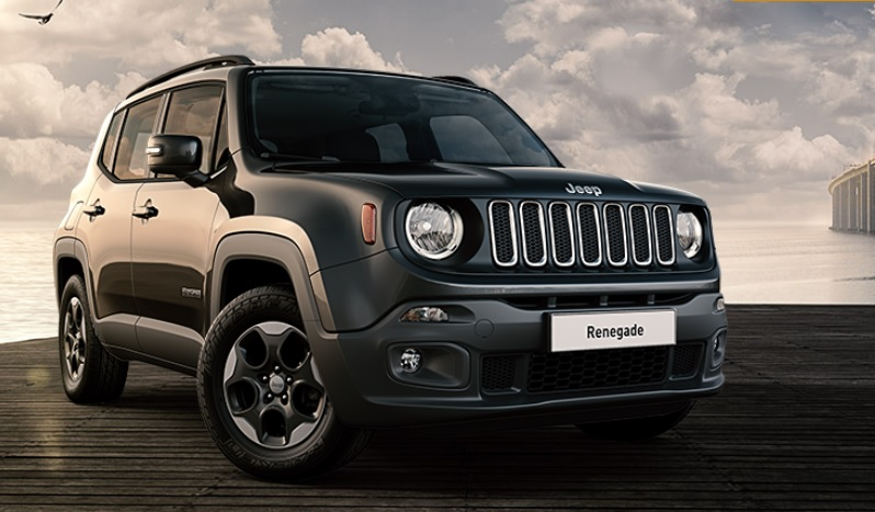 201812 Jeep Renegade Longitude Carbon Black