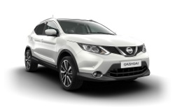 NISSAN new Qashqai autolocatelli milano