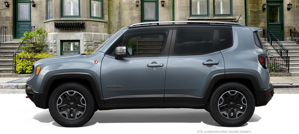 Jeep Renegade Milano Concessionario Autolocatelli