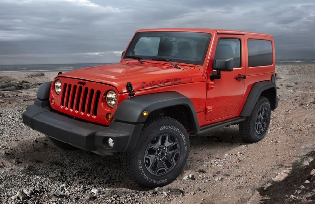 Jeep Wrangler Moab - Autolocatelli