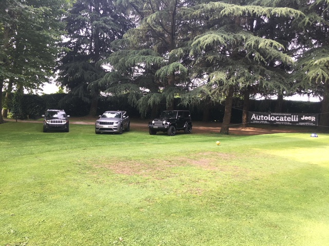 evento jeep golf molinetto milano cernusco