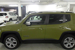201607 Jeep Renegade Commando Green