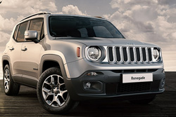 201607 Jeep Renegade Glacier 22900