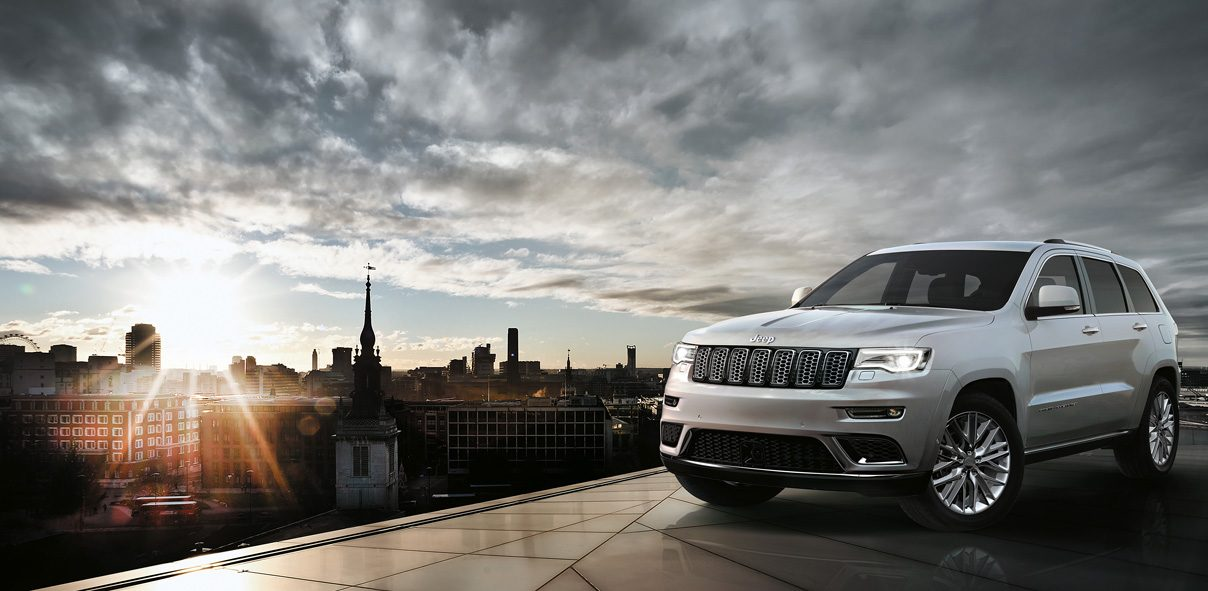 201710 Jeep Grand Cherokee Occasioni