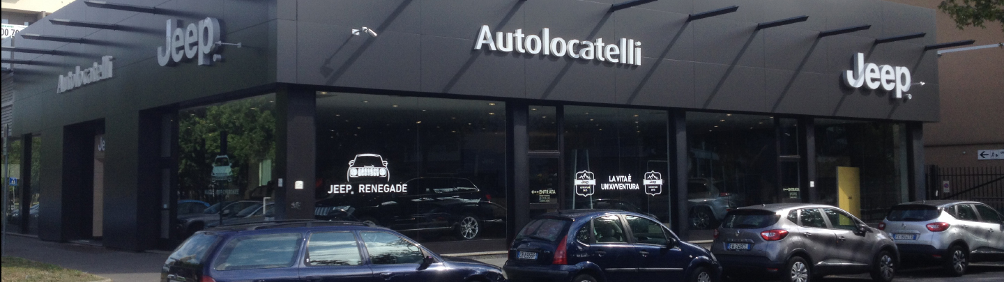 Autolocatelli Jeep Cinisello Balsamo