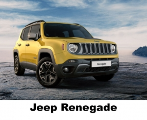 Jeep Renegade Autolocatelli