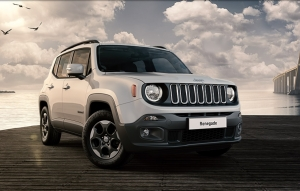 Jeep Renegade Longitude Alpine White  Autolocatelli