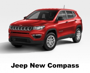 Nuovo Jeep Compass 2018